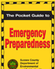Pocket Guide to Emergency Preparedness - Page 1
