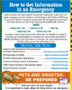 Pocket Guide to Emergency Preparedness - Page 2