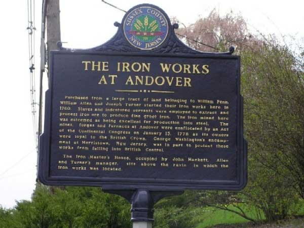 The Iron Works at Andover