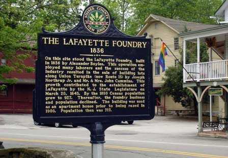 The LaFayette Foundry
