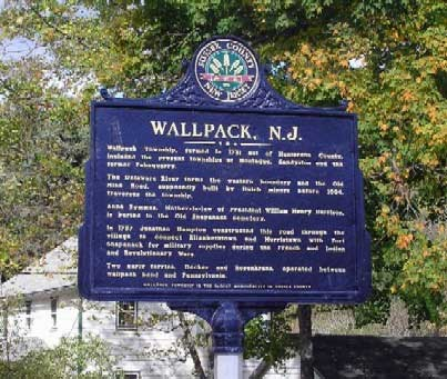 Wallpack, N.J.