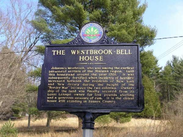 THE WESTBROOK - BELL HOUSE