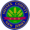 Sussex County County Seal