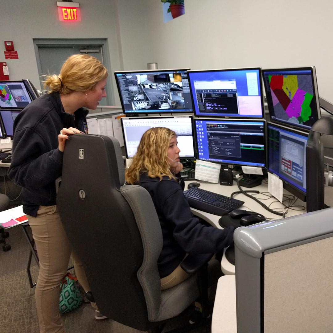 Sussex County 911 Center