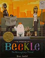 Beekle book cover