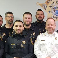 Sheriff's Office Raises $5,000 during No-Shave November