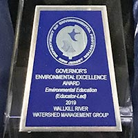 Wallkill River Watershed Management Group Wins Governor's Award