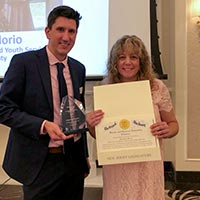 Transit Director Christine Florio Recognized by TransOptions as Government Official of the Year