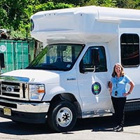 Sussex County Skylands Ride Acquires New Bus