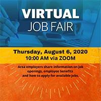 Chamber Hosts Second Virtual Job Fair