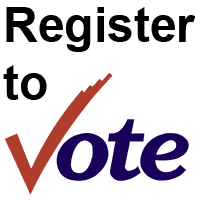 Register to Vote by October 13