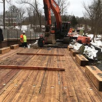 Project Update Bridge D-21 Armstrong Rd Frankford