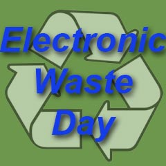 October 19, 2019 - Electronic Waste Day at SCMUA
