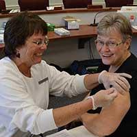 Fall Flu Clinics Announced