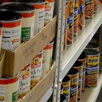 Where can I find a food pantry?