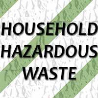 November 2, 2019 - Household Hazardous Waste Day at SCMUA