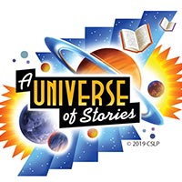 Summer Reading 2019 - A Universe of Stories!