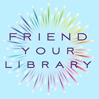 National Friends of the Libraries Week is October 20-26.