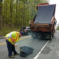 How Do I Report Potholes or Road Repairs?