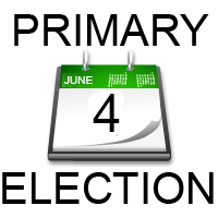Primary Election Day Is Approaching - Are You Registered to Vote?