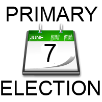 Today is Primary Election Day