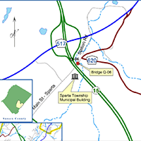 Division of Engineering Applies for NJDOT Discretionary Grants