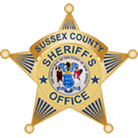 Sussex County Sheriff's Office Badge