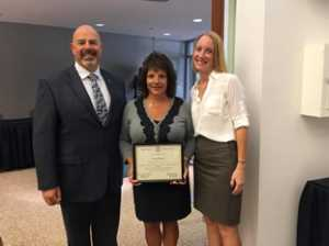 Municipal Alliance Volunteer of the Year