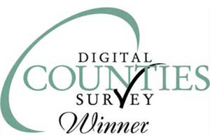 Digital counties logo