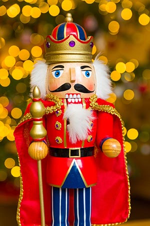 Christmas Nutcracker Public Domain Image