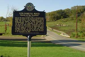 Goldsmith Maid Marker