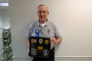 Senior Juvenile Detention Officer McLean Retires After 11 1/2 ...