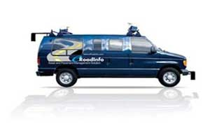Image of a photolog van