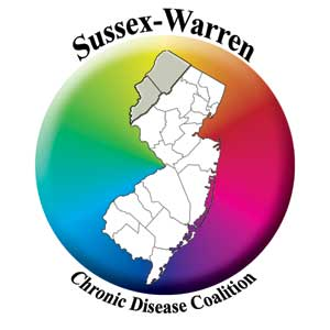 Sussex Warren Regional Chronic Disease Coalition Logo