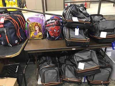 Rotary Backpacks