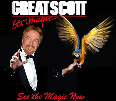 Great Scott Magic Show