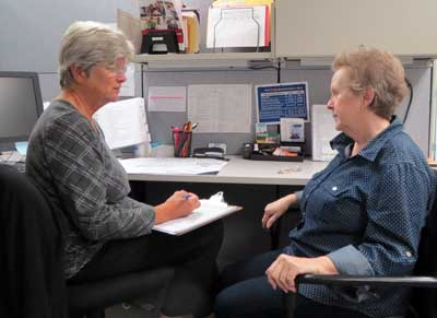 SHIP Counseling at Sussex County Division of Senior Services