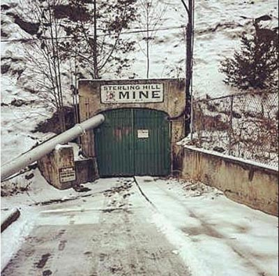 Sterling Hill Zinc Mine, Ogdensburg