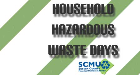 Household Hazardous Waste Day Logo