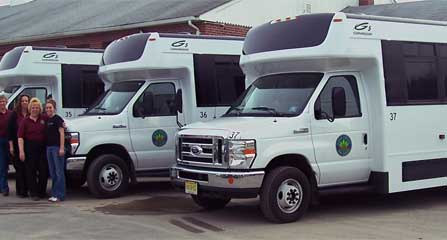 Image of Skylands Ride Buses