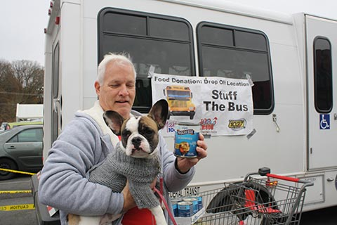 Stuff the Bus November 17-19 2017