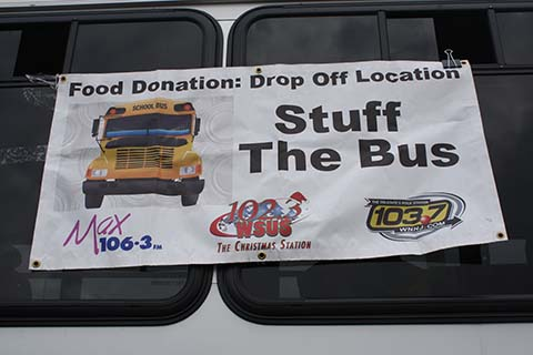 Stuff the Bus November 16-18 2018