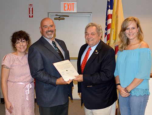 Freeholder Proclamation