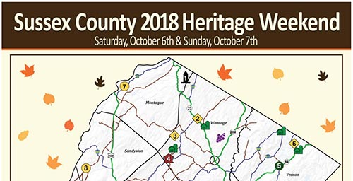 10th Annual Sussex County Heritage Weekend