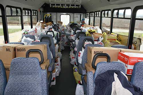 Stuff the Bus 2014