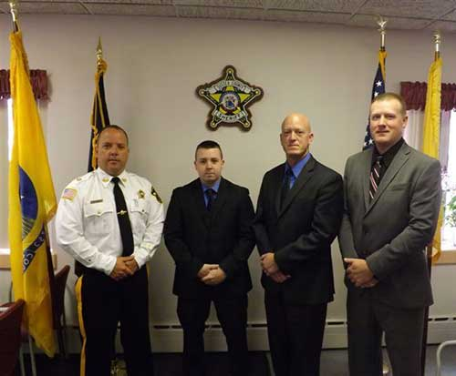 Photo of Sheriff's Officers