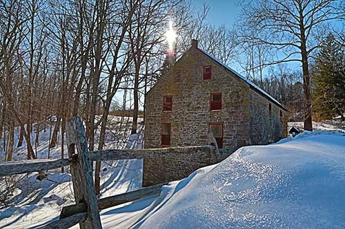 Winter Mill - George S. Shammas