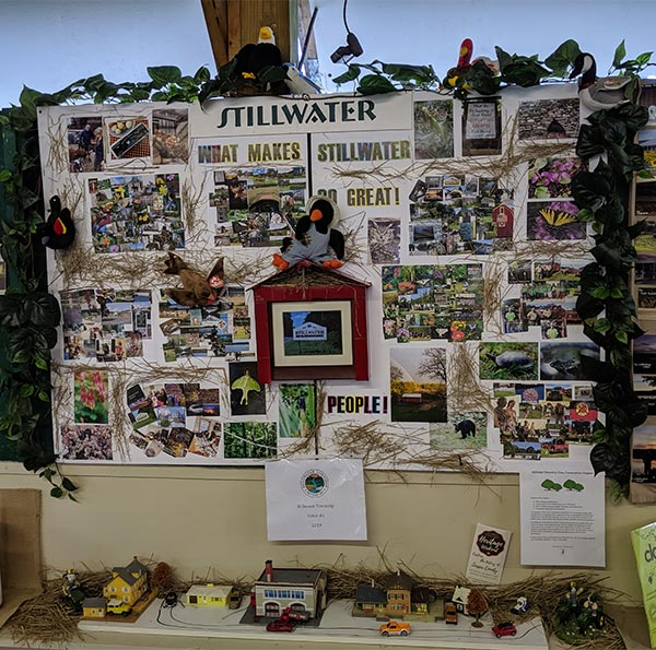 Stillwater Township Display at the 2019 Fair