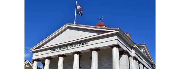 Image of Sussex County Historic Court House