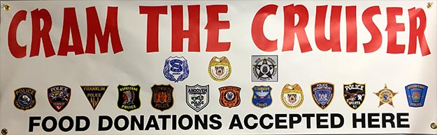Cram the Cruiser Banner